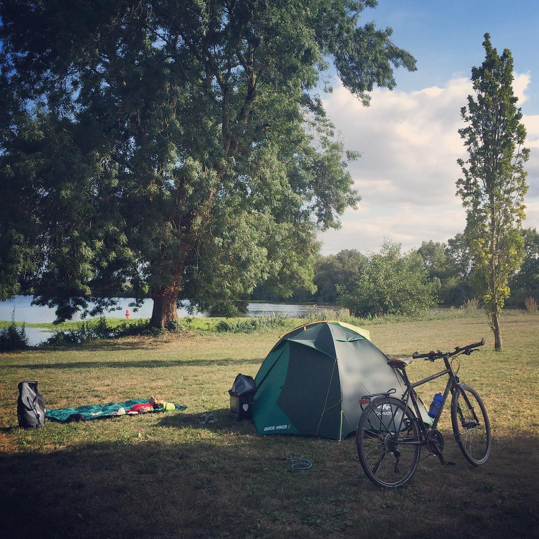 camping Redon tente